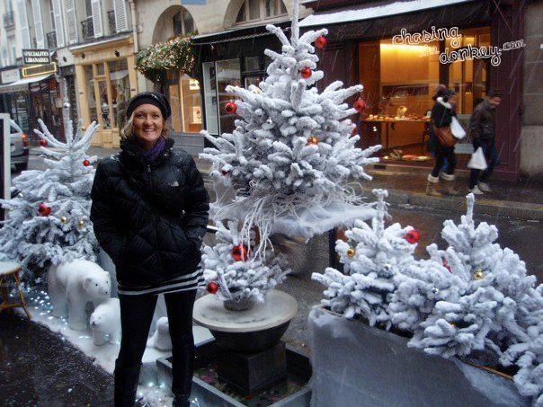 White Christmas in Croatia - Chasing the Donkey
