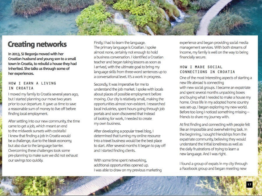 NAB Guide creating networks