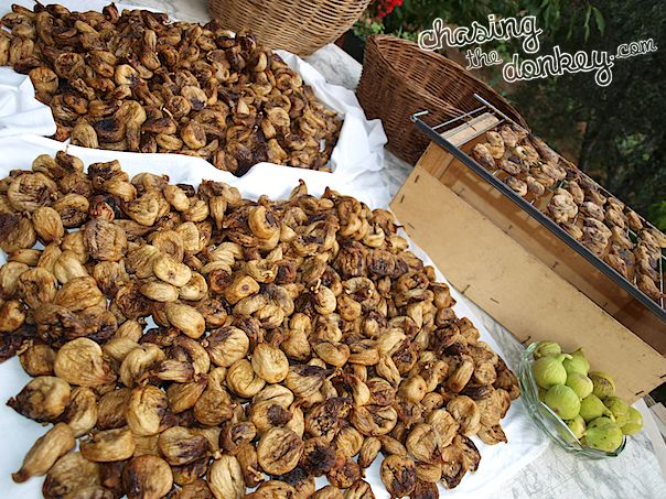 Croatian Dalmatian Dried Figs
