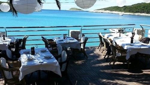Restaurant Zori, St Clement