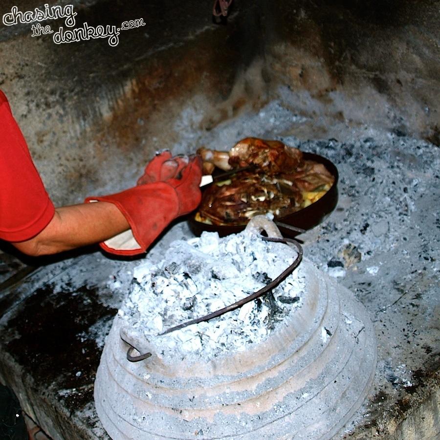 croatian cookinIspod cripnje