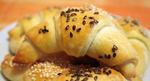 Croatian Cooking: Klipići {rolls}