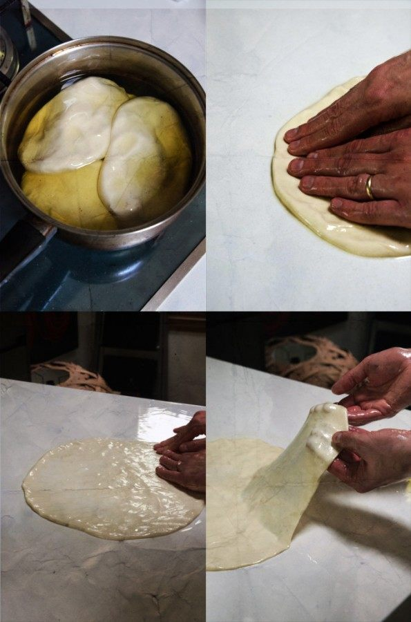 Croatian Cooking: Burek - Chasing the Donkey