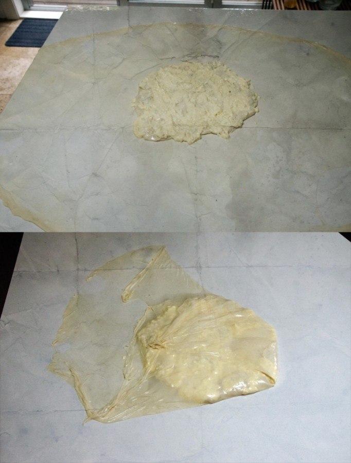 Croatian Cooking: How to Make Burek Recipe   Chasing the Donkey