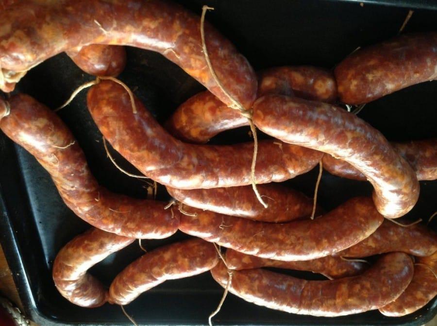 Expat Adventures: Charcuterie Sausages