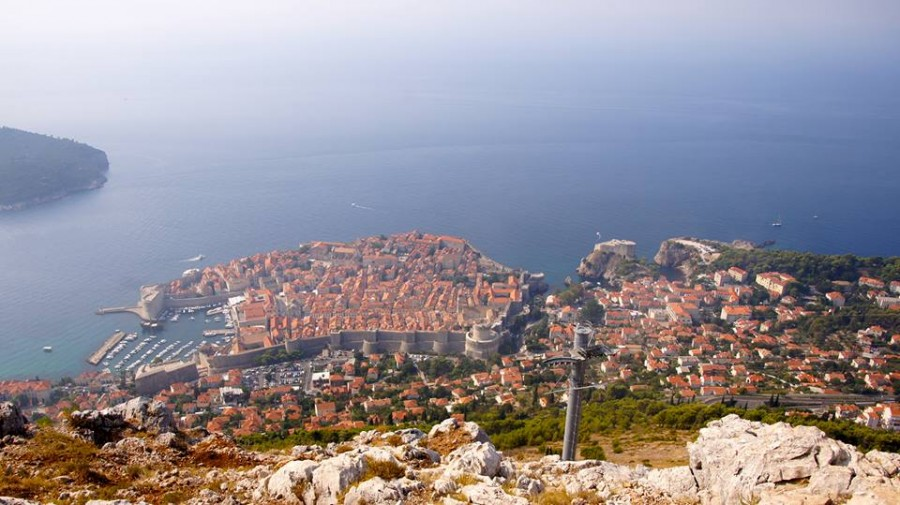 Holidays in Dubrovnik #Croatia- Chasing the Donkey