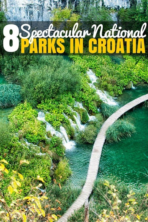 National Parks in Croatia | Travel Blog | Chasing the Donkey