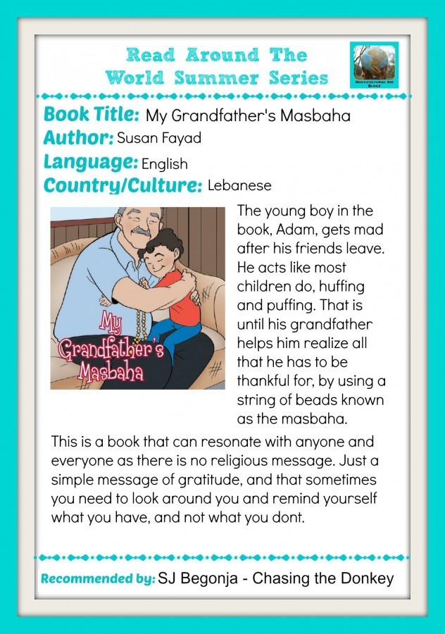 My Grandfathers Mashbaha book review - Chasing the Donkey