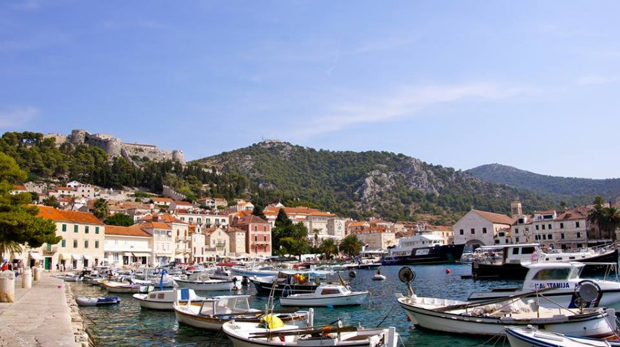 Choosing a sailing route Sail Croatia Hvar - Chasing the Donkey #Croatia