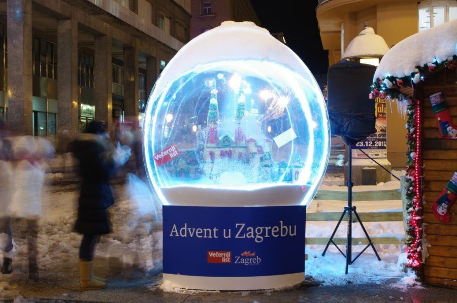 Advent in Zagreb - Chasing the Donkey | Croatia Travel Blog