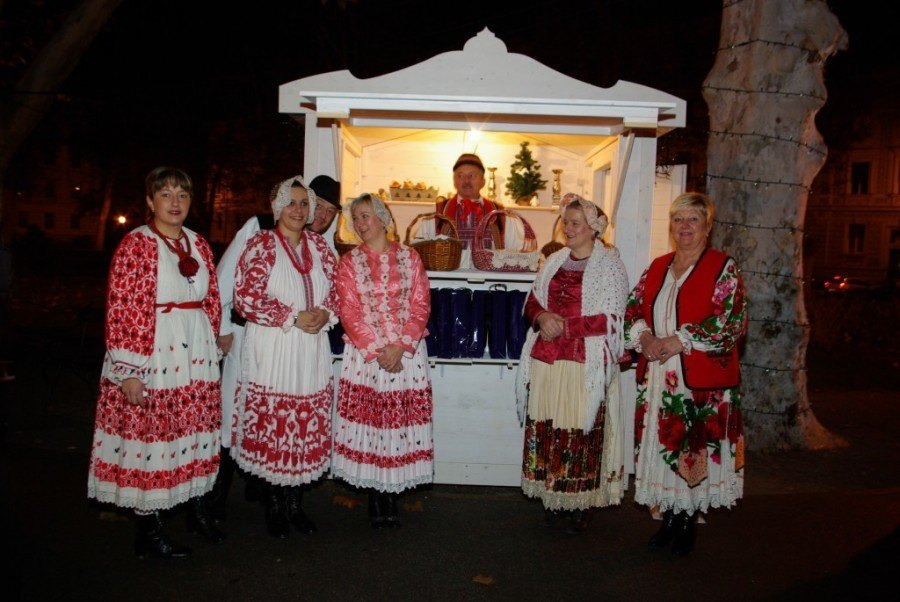 Christmas in Croatia: Choir in Zagreb