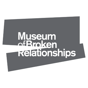 Museum of broken relationships - #Croatia Chasing the Donkey