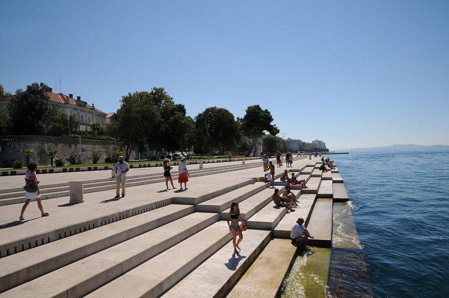 Zadar Sea Organ | Travel Croatia Guide
