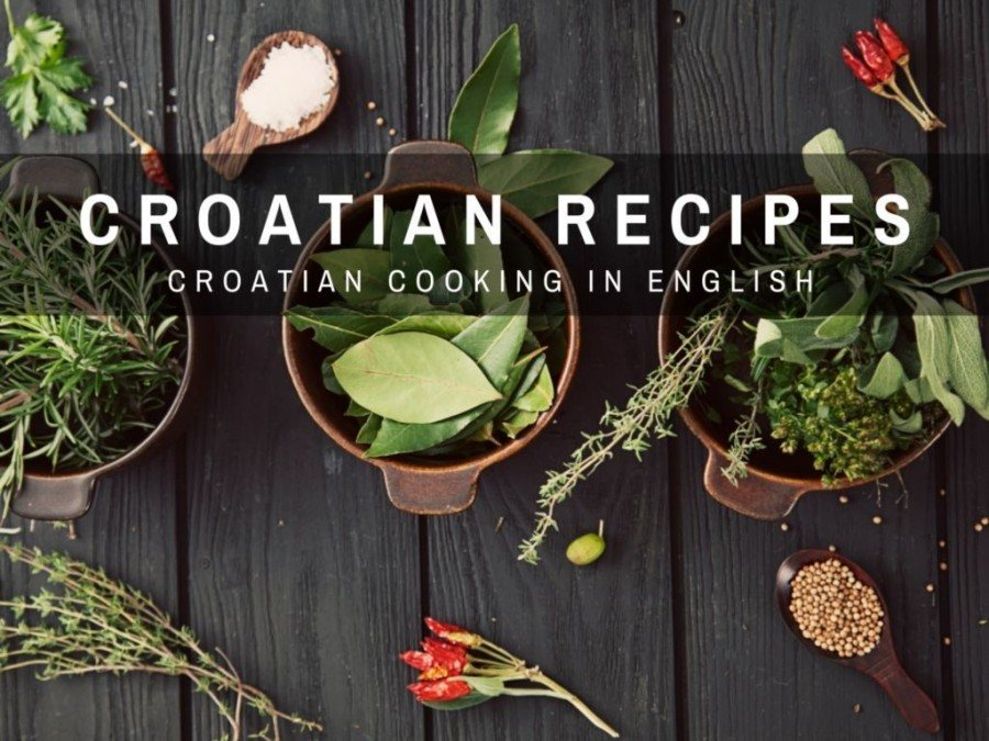 Croatian Recipes in English | Chasing the Donkey