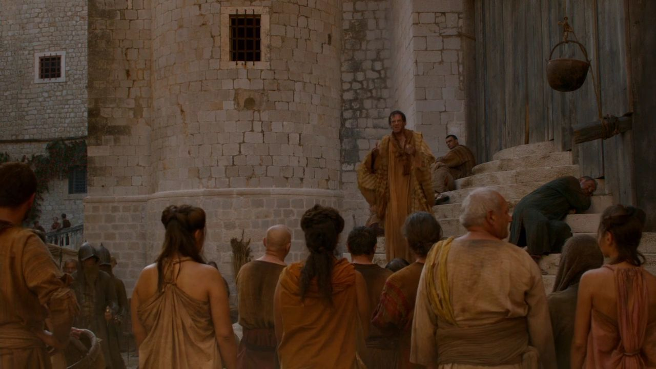 Game Of Thrones Croatia: Locations And Tours - S2 E5 St. Dominic Street, Dubrovnik - King's Landing Markets