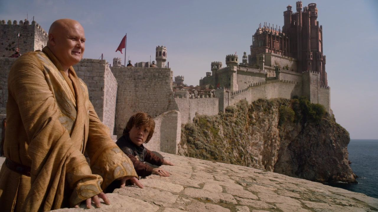 Game Of Thrones Croatia: Locations And Tours - S2 E8 Fort Bokar - King's Landing Sea Wall