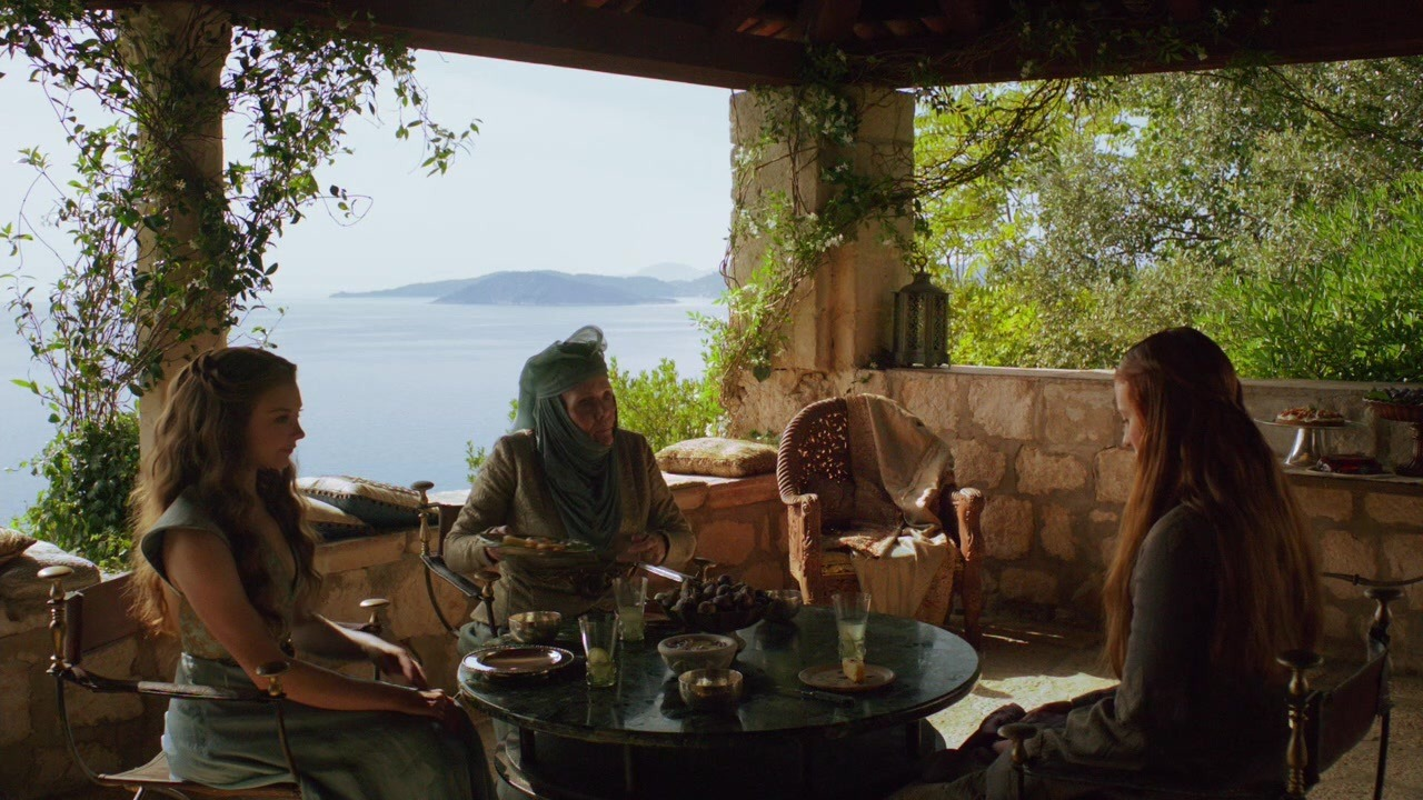 Game Of Thrones Croatia: Locations And Tours - S3 E2 Trsteno Arboretum - King's Landing Gardens