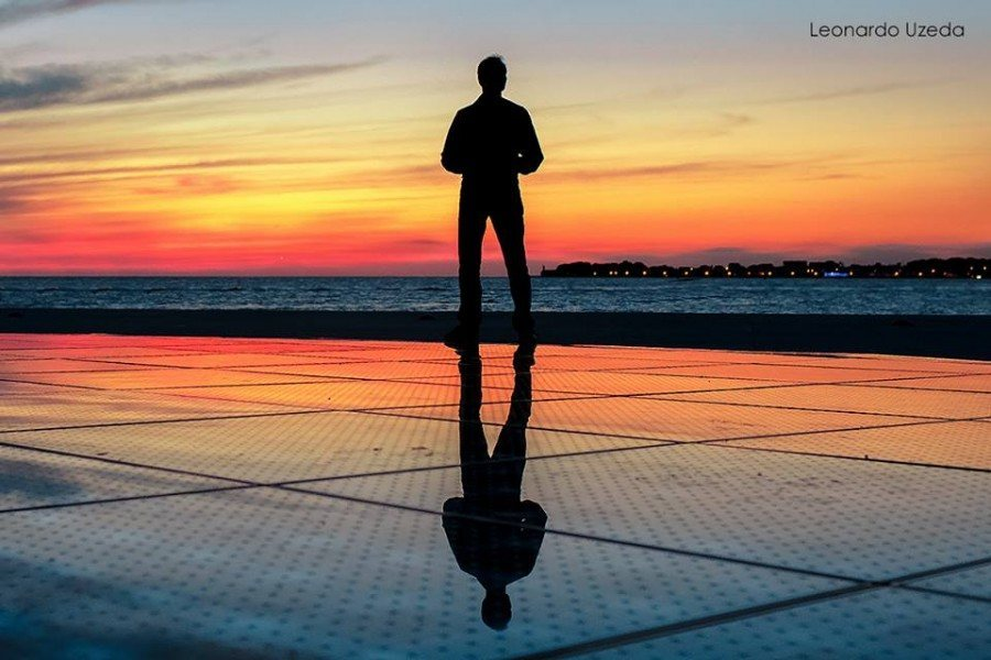 Facts about Croatia - Zadar greeting to the sun - Chasing the DOnkey Croatio