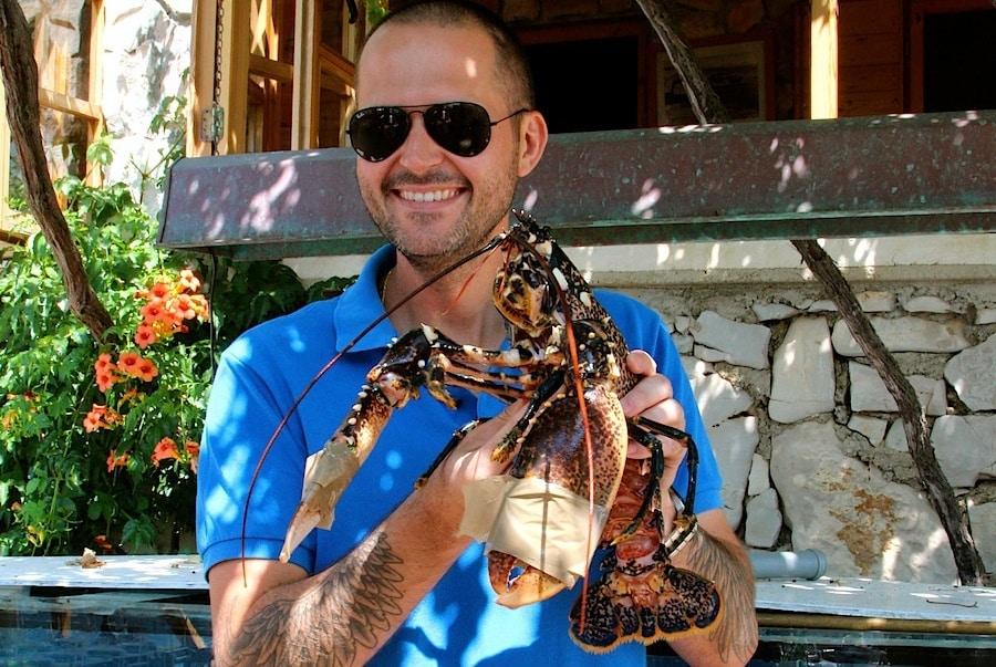kornati island lobster