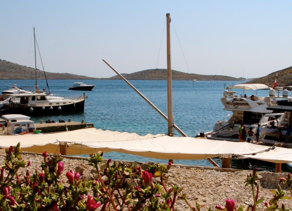 kornati island the view