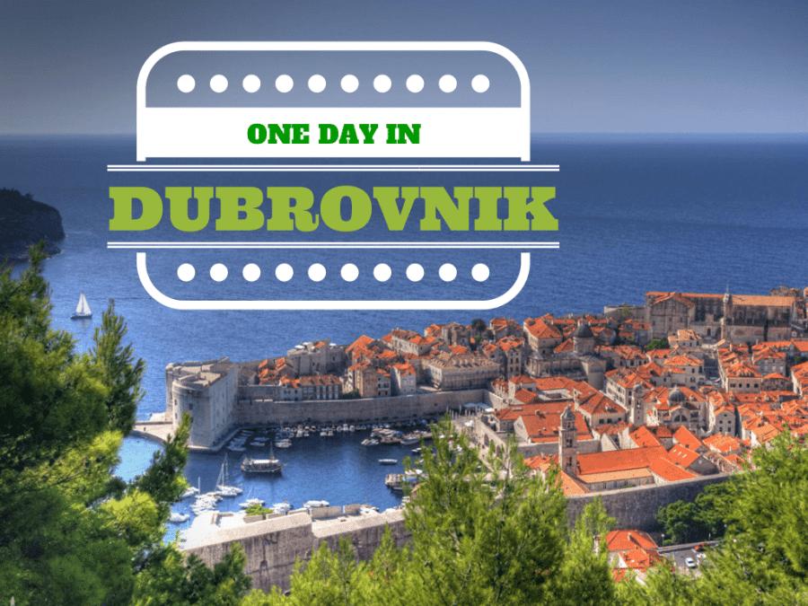 Holidays in Dubvrovnik - Chasing the Donkey #Croatia