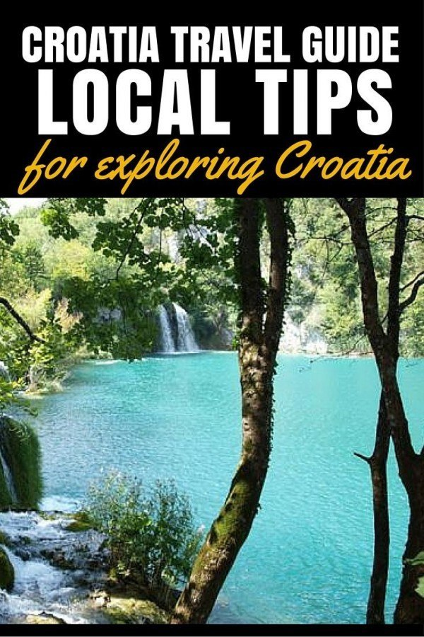 Croatia Travel Blog: Croatia Travel Guide with Local Tips for Exploring Croatia