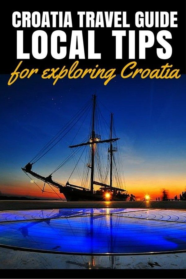 Croatia Travel Blog Travel Tips Zadar