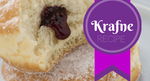 Croatian Cooking: Krafne Recipe