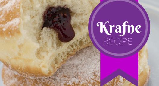 Croatian Cooking: Krafne Recipe