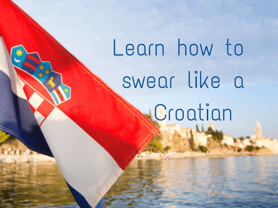 Learn Croatian - Chasing the Donkey #Croatia