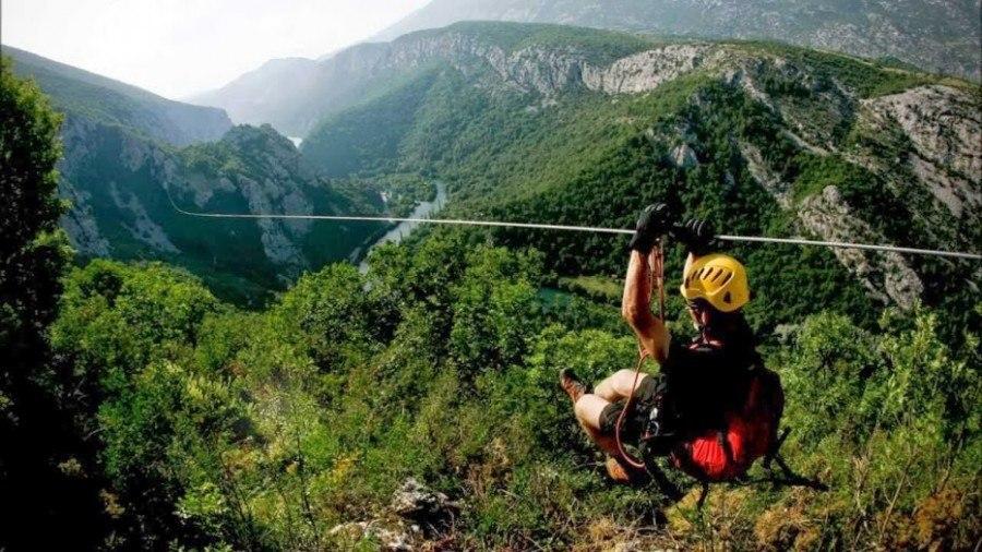 Holiday in Croatia #Croatia - Chasing the Donkey