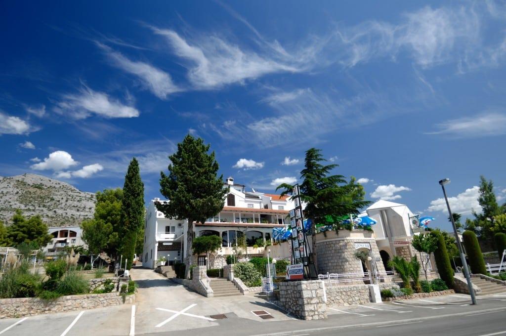 Starigrad Paklenica Hotel Vicko