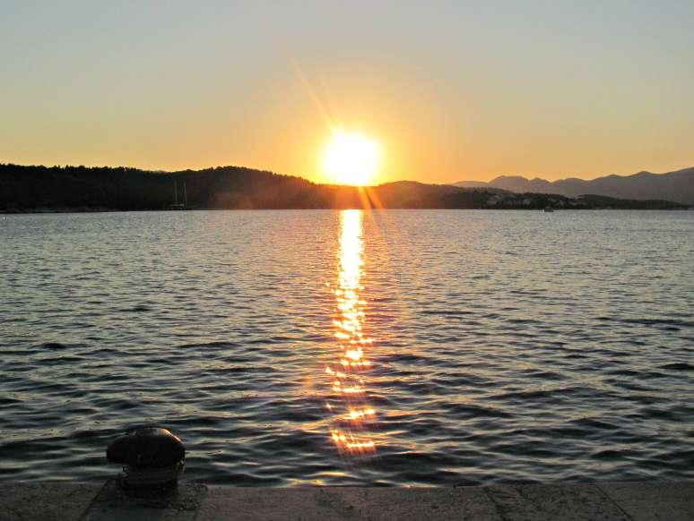 Korcula Island sunsets