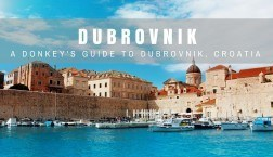 What to do in Dubrovnik Travel Blog