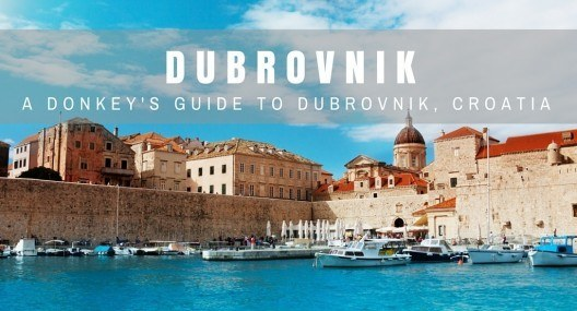 Dubrovnik Travel Blog: Things to do in Dubrovnik