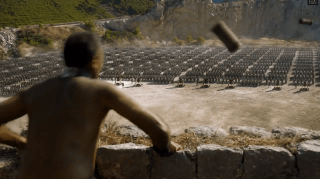 game of thrones croatia screen shot