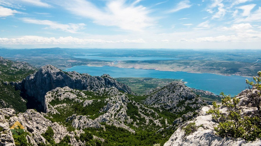 Velebit Mountain Croatia - Chasing the Donkey