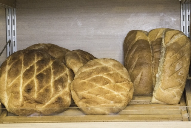What to eat in Croatia bread - Chasing the Donkey