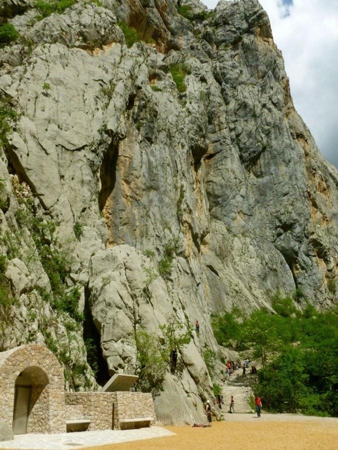 Entrance to Paklenica National Park - 06