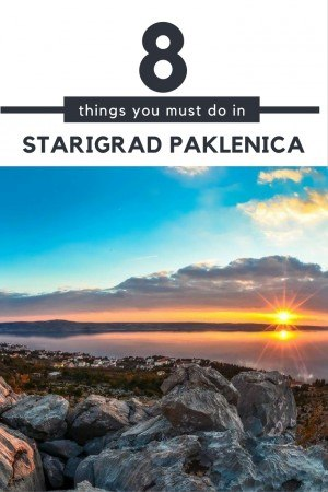 Starigrad Paklenica | Croatia Travel Blog