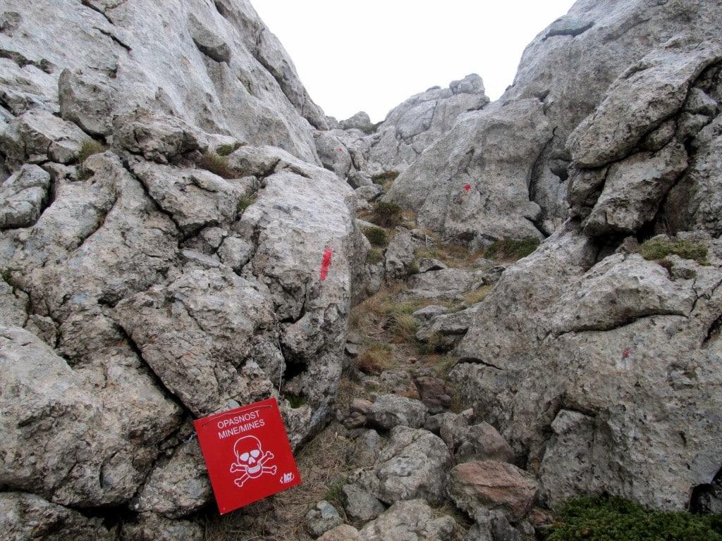 Starigrad Paklenica Velebit Tulove grede mine dalibor