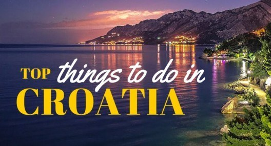 Absolute-must-do Things To Do In Croatia