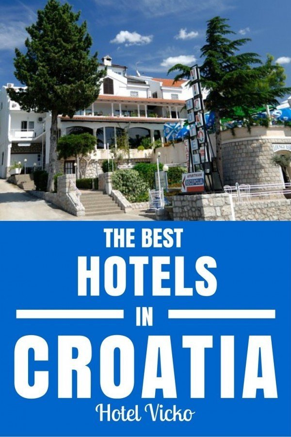 Things to do in Croatia_Hotel Vicko|Croatia Travel Blog