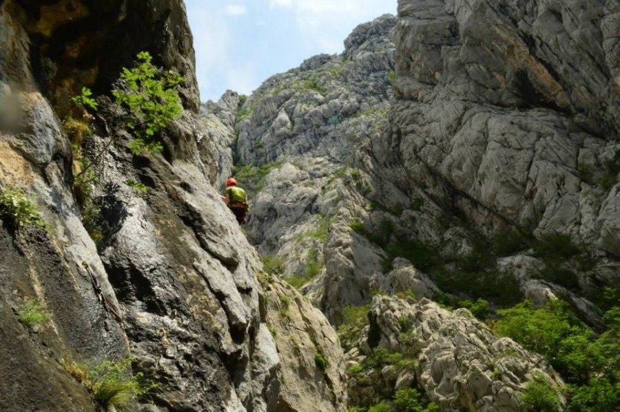 big wall climb paklenica national park archives2