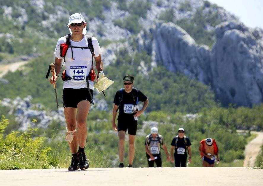 Ultra trail Starigrad Paklenica - Chasing the Donkey Croatia