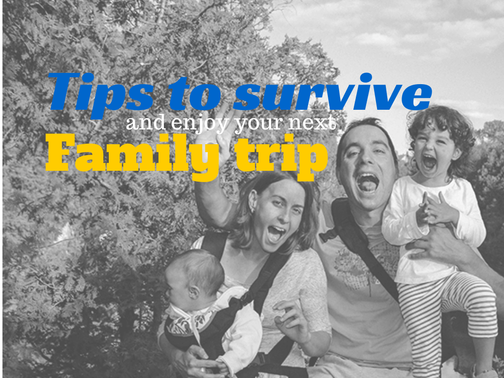How to survive a family trip - Chasing the Donkey