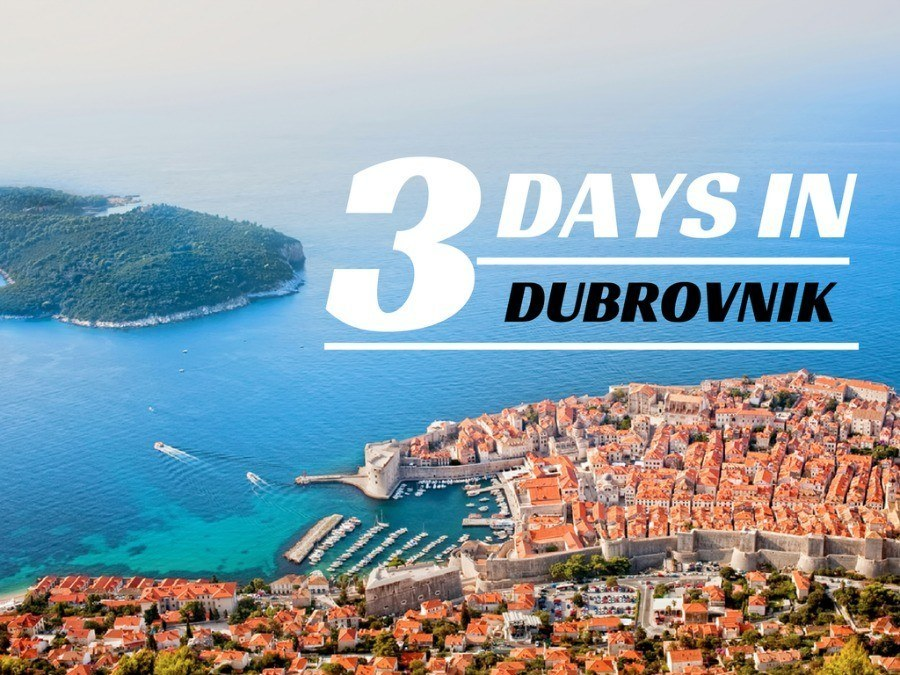 Dubrovnik Itinerary | Croatia Travel Guide