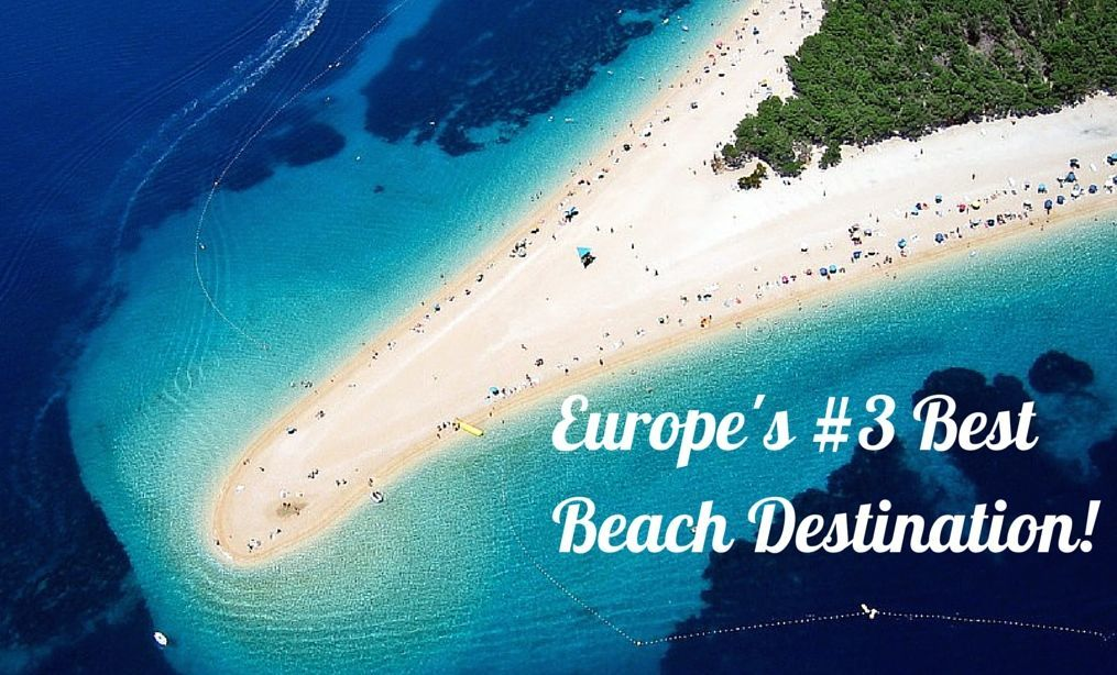 Ultimate Guide To Zlatni Rat Beach Croatia Travel