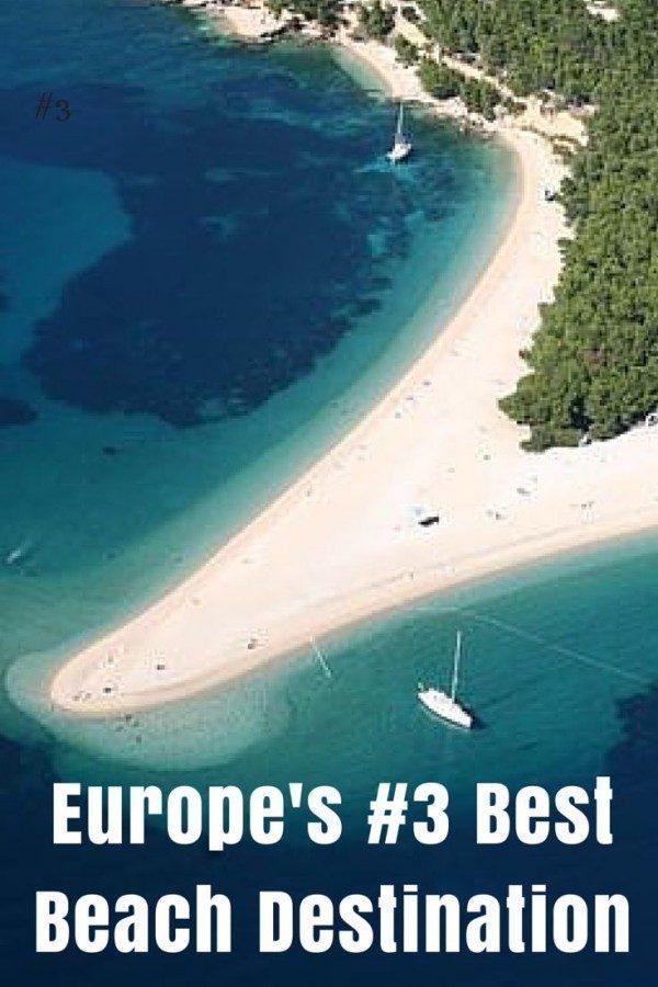 Europe's Best Beach Destination_Zlatni Rat Beach Brac