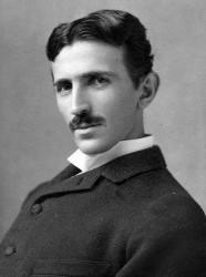 Facts about Croatia Nikola Tesla_circa_1890